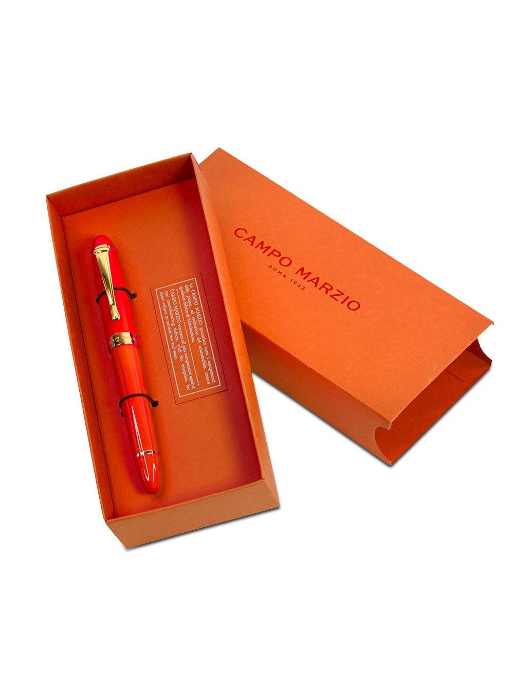 Manhattan Roller Pen - Mandarin
