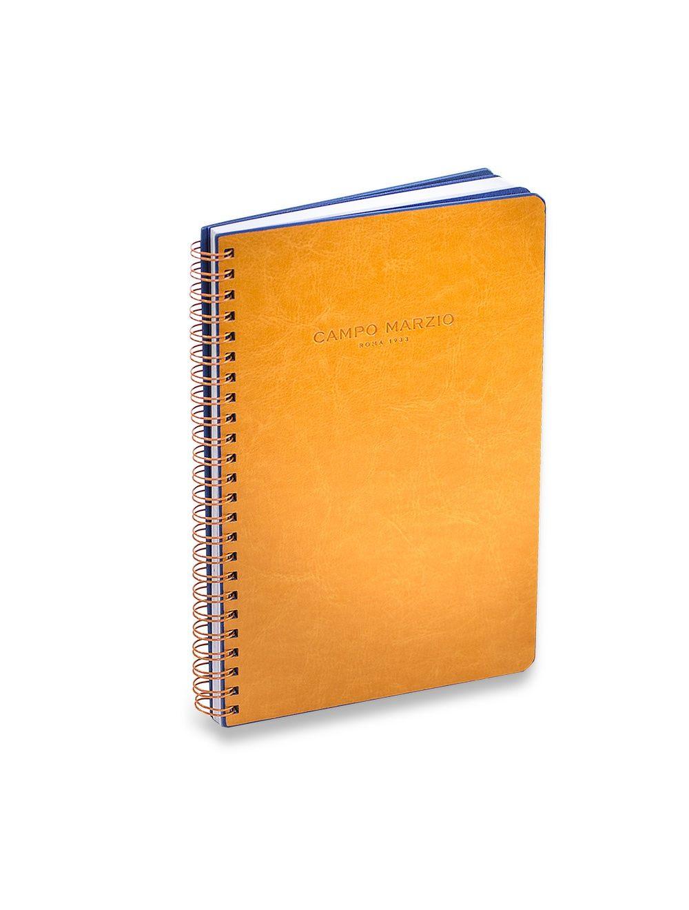 Spiral Bound Notes A4 - Mandarin