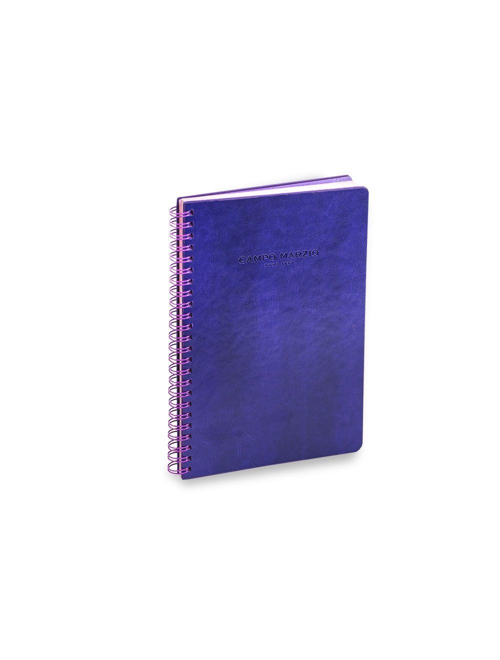 Spiral Bound Notes A5 - Violet