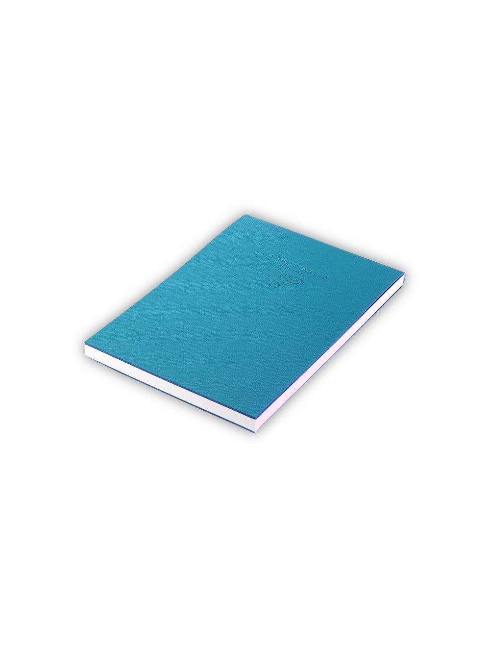 Notes 11x16 cm Saffiano (white internal paper) - Avion