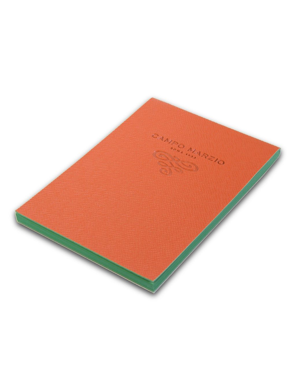 Notes 15 X 21 Cm Saffiano - Mandarin