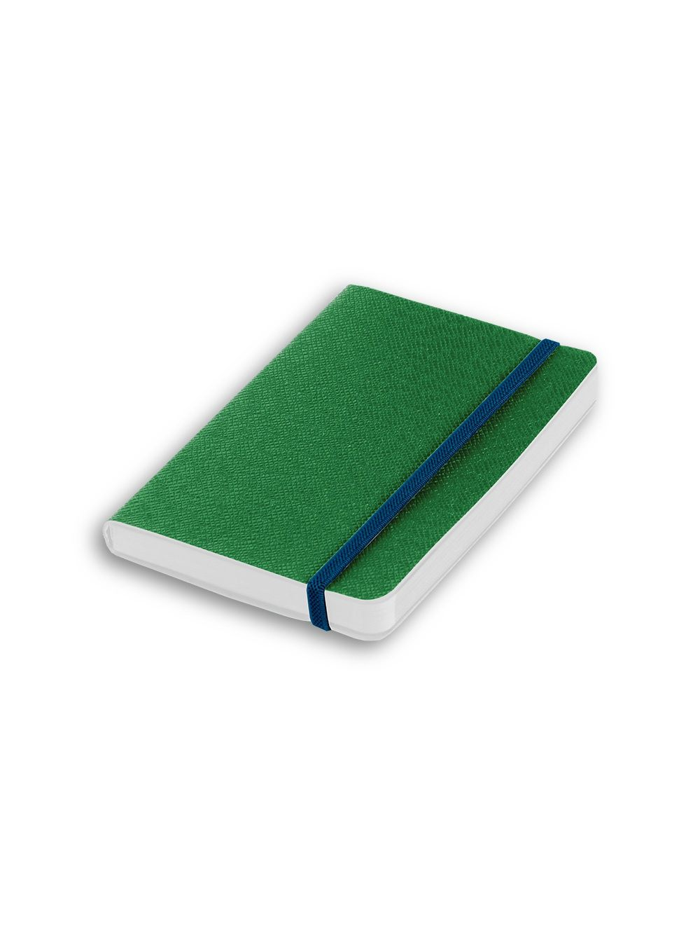 Quaderno con Elastico 9x14x1 cm pagine interne bianche