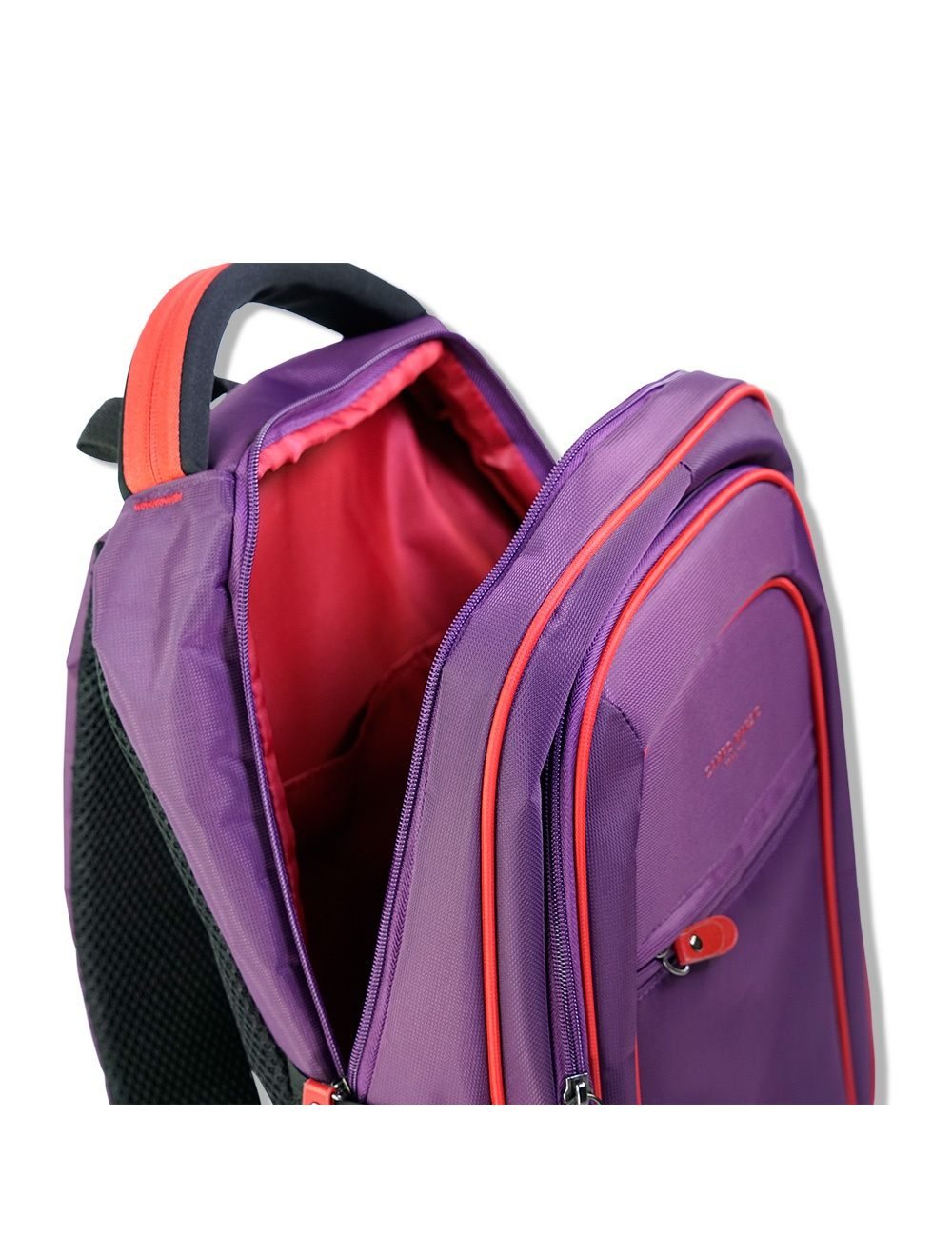 Small Nylon Backpack - Violet