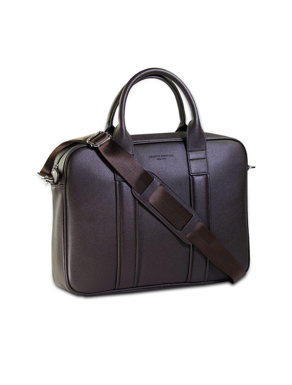 Toscana Briefcase - Brown