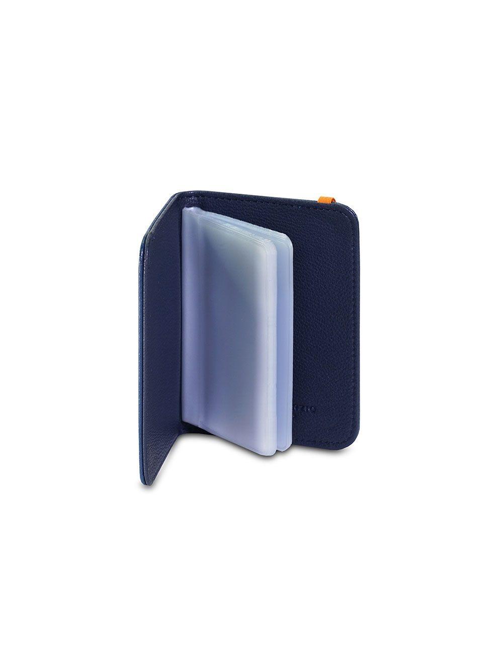 Fidelity Card Holder - Petrol Blue