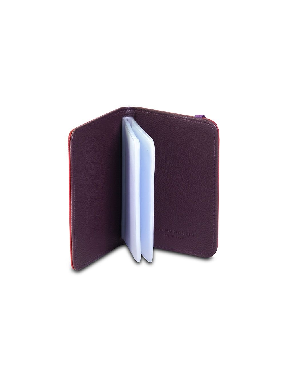 Fidelity Card Holder - Cherry  Red