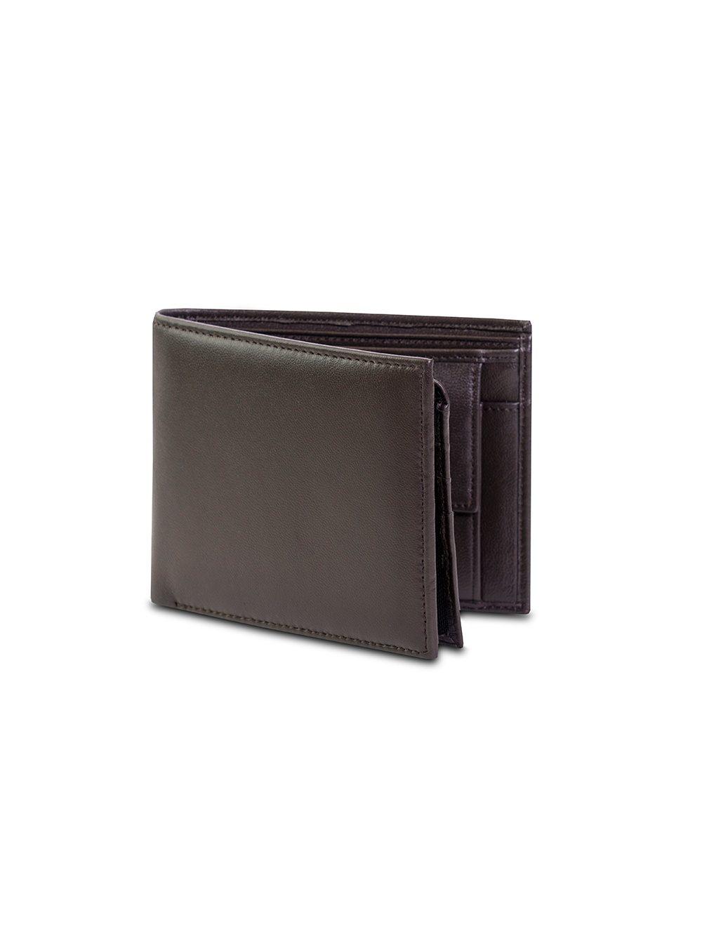 Portafoglio classico con portamonete