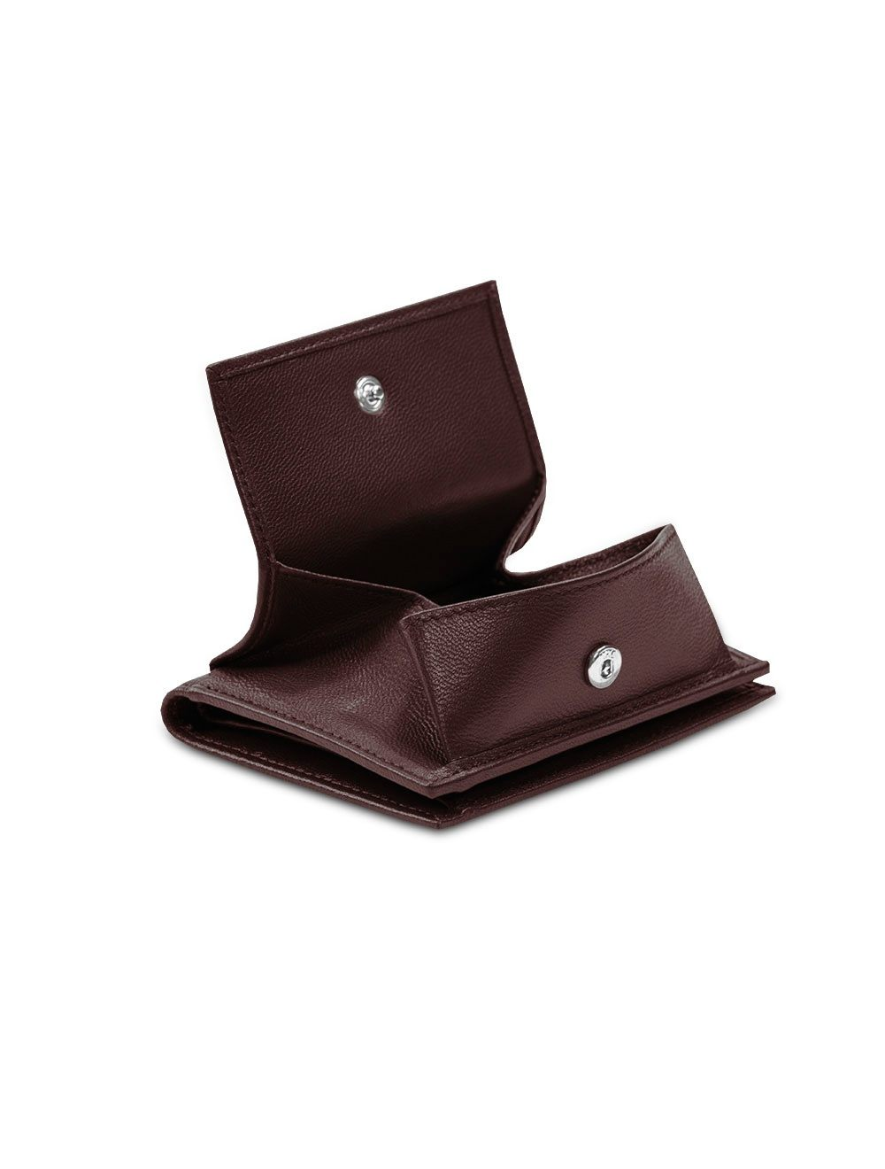 Pocket Coin Wallet - Brown