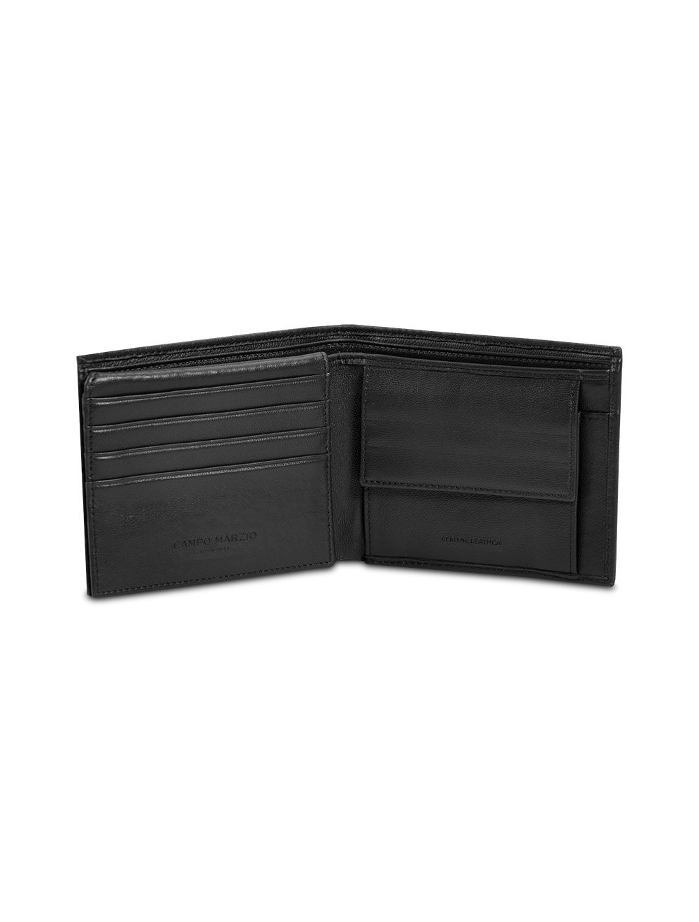 Classic Coin Wallet - Black