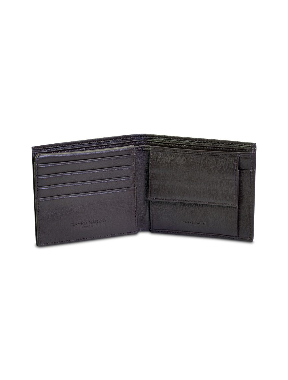 Classic Coin Wallet - Brown