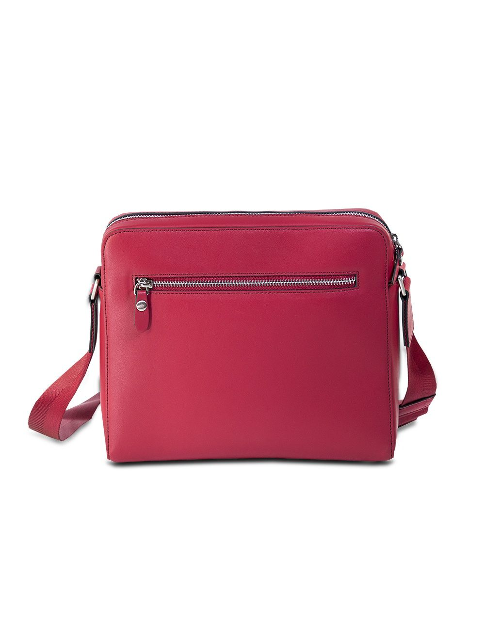 Small Messenger 27*24*8 - Cherry Red