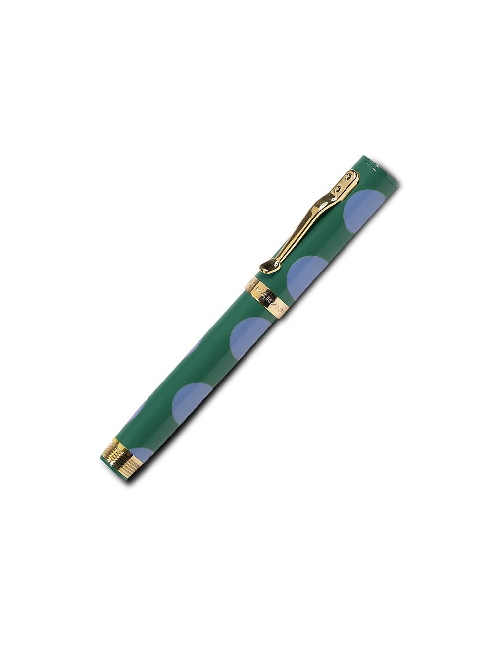 Les Pois Fountain Pen - Spring Green