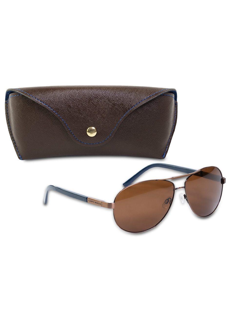 Kirk Sunglasses - Brown