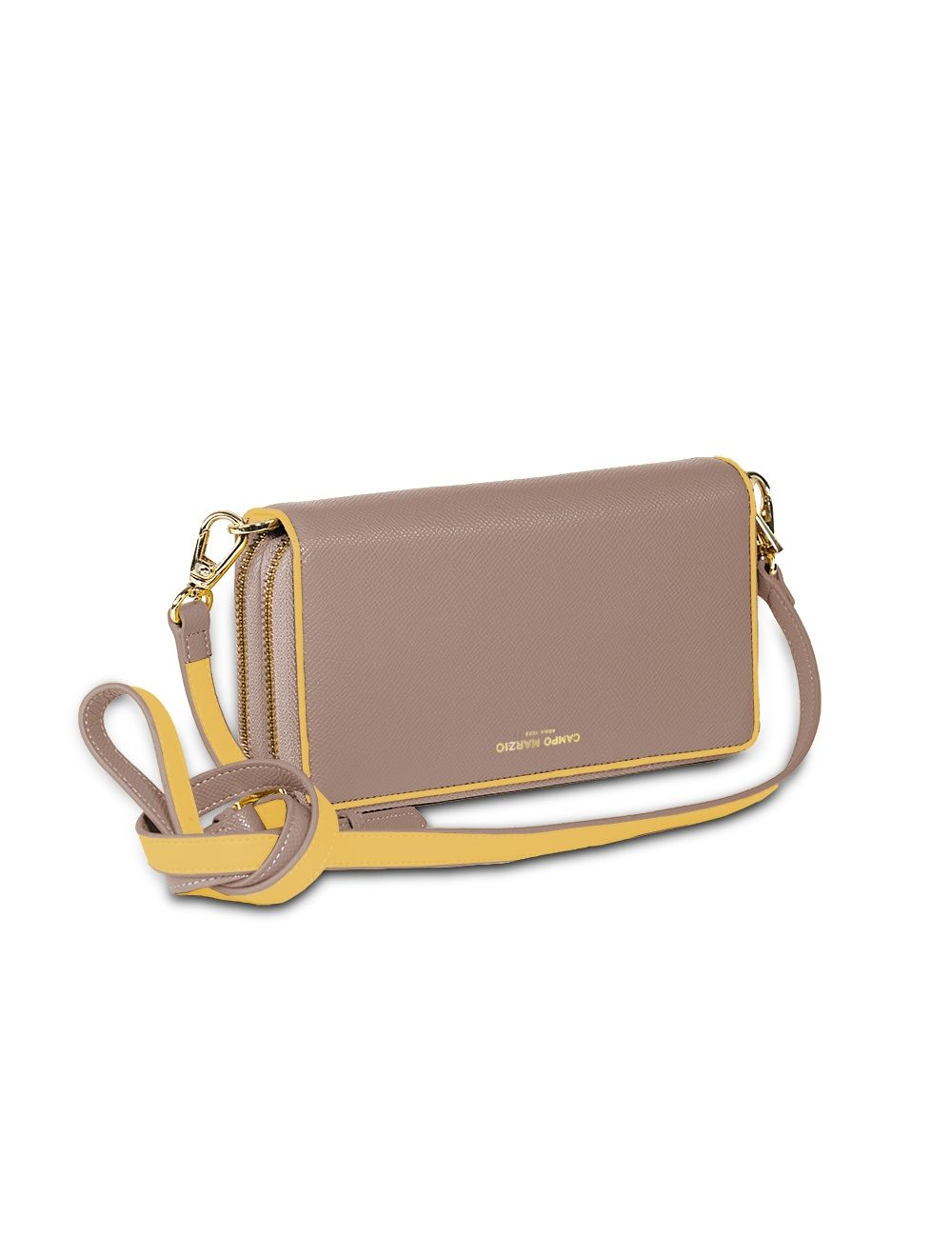 Edwige Wallet - Light Taupe
