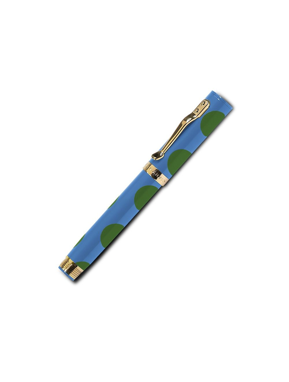 Les Pois Fountain Pen - Blue Jeans