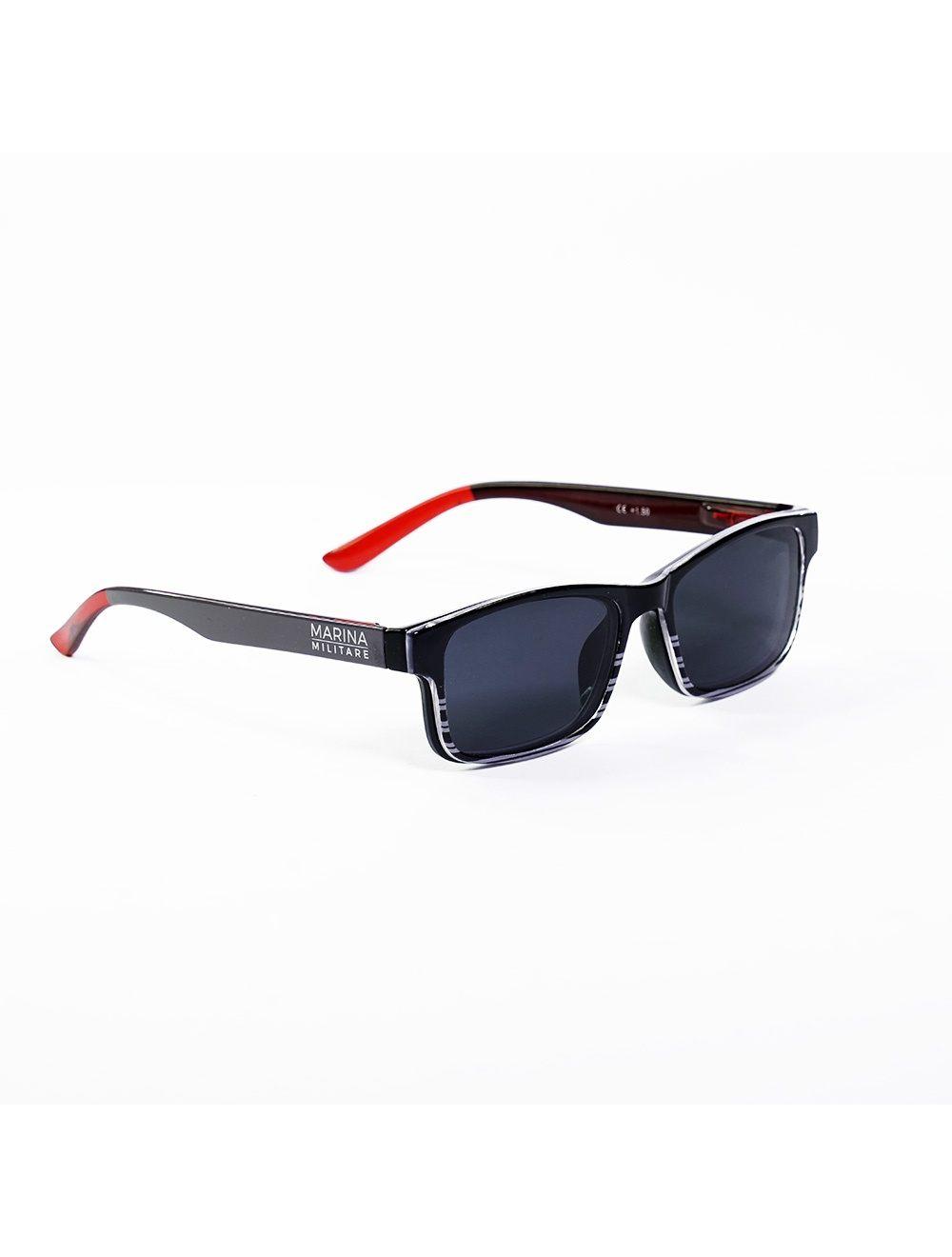 Reading Sunglasses 1,5 Marina Militare - Black