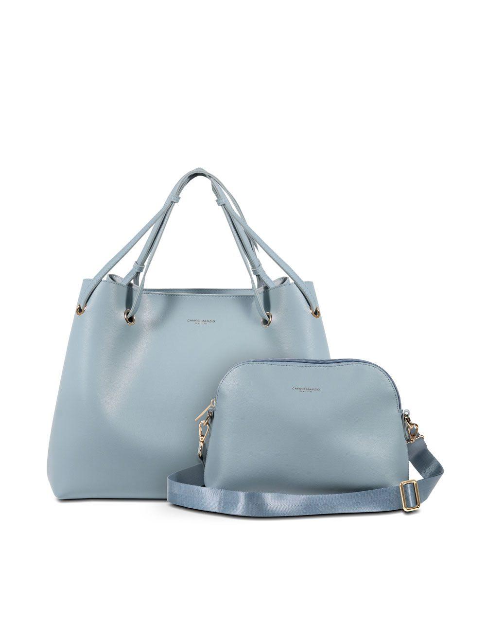 Shoulder Bag With Inner Bag