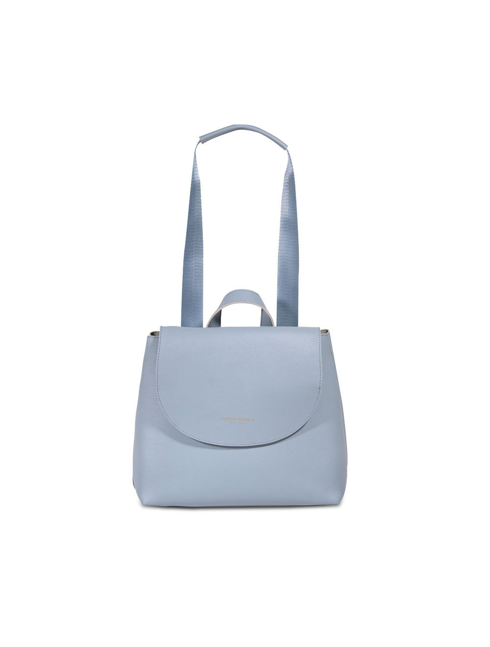 Bag Convertible In Backpack - Blue Jeans