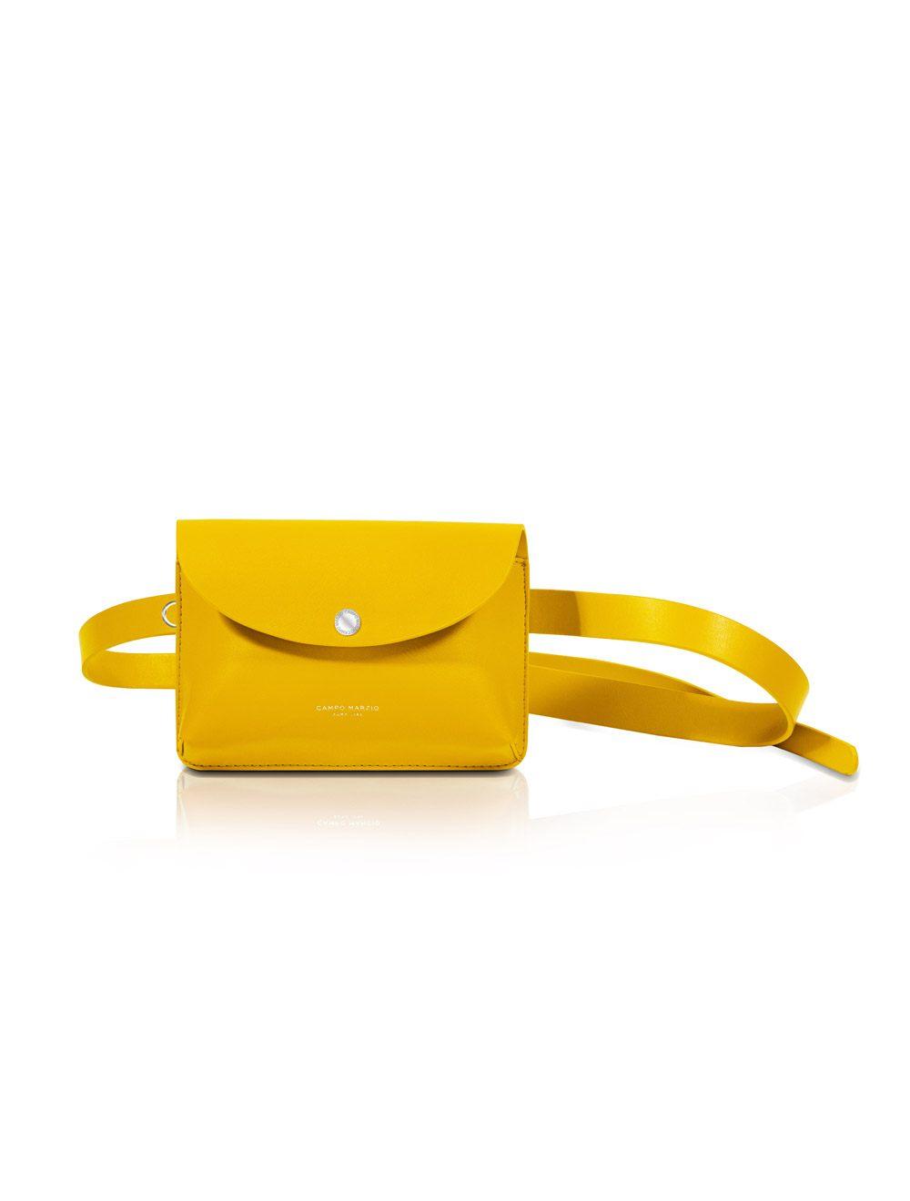 Belt Bag - Canary Yellow