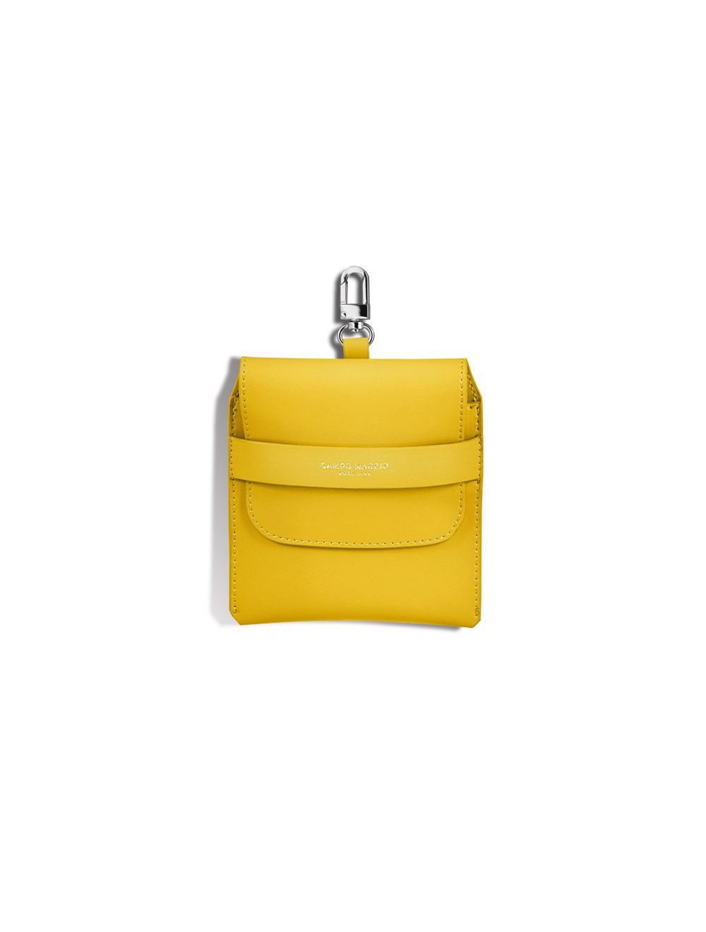 Multi-use Pouch - Canary Yellow
