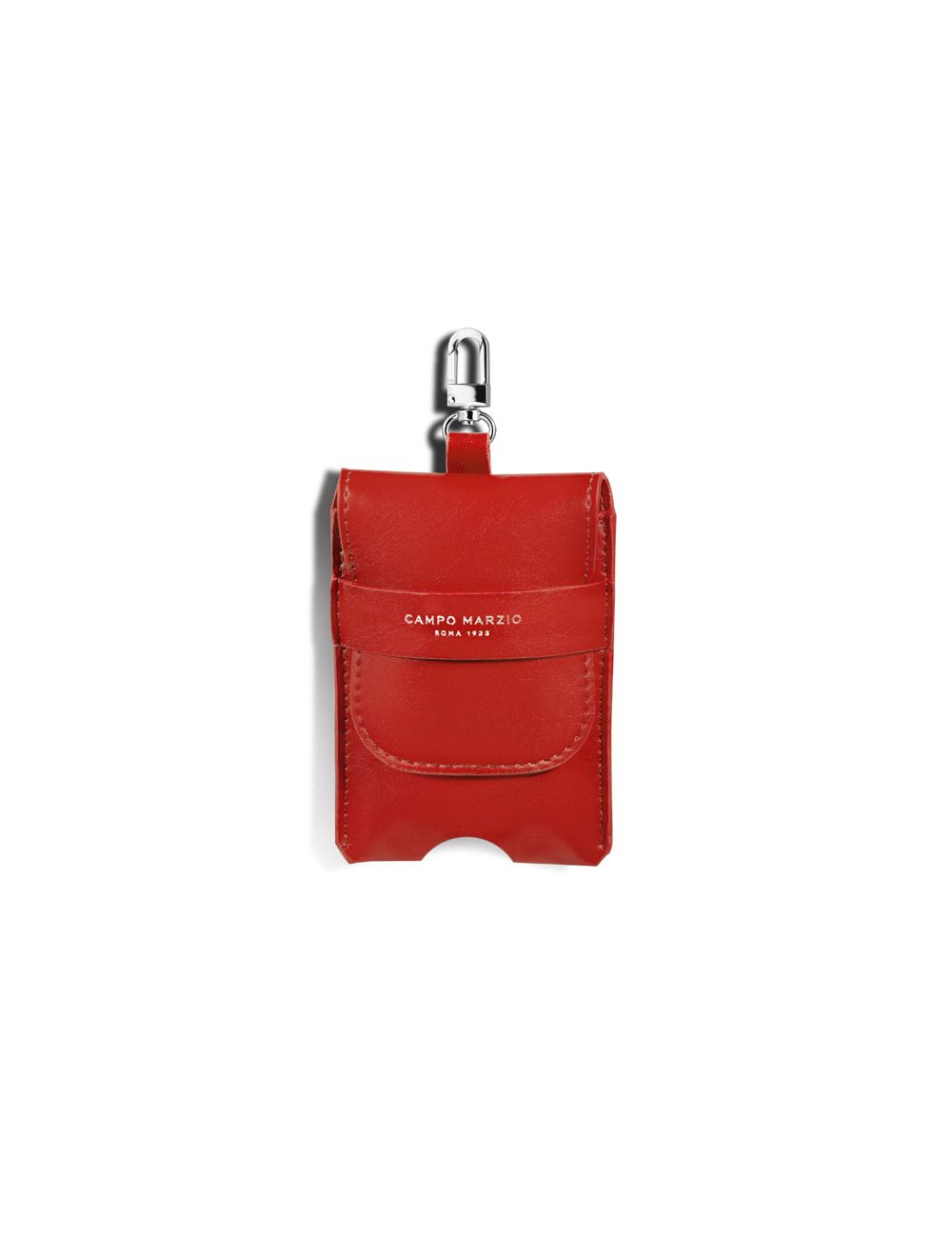 Multi-use Small Pouch - Cherry Red