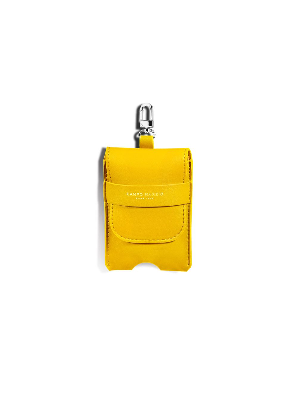Multi-use Small Pouch - Canary Yellow