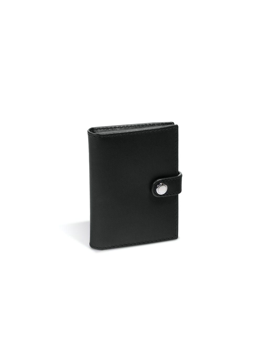 Romy Business Card Holder - Black