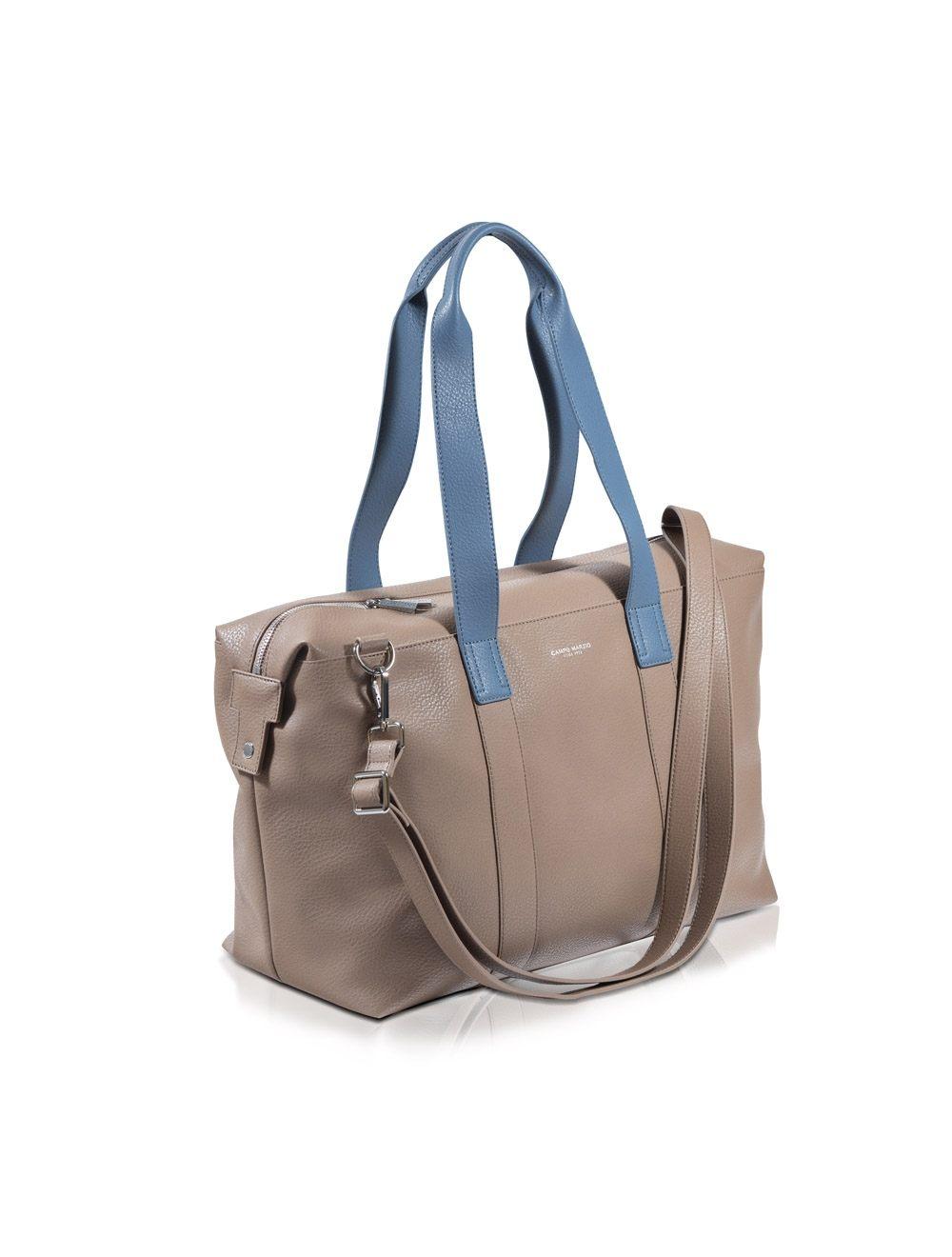 Travel Bag Petite Roald - Taupe