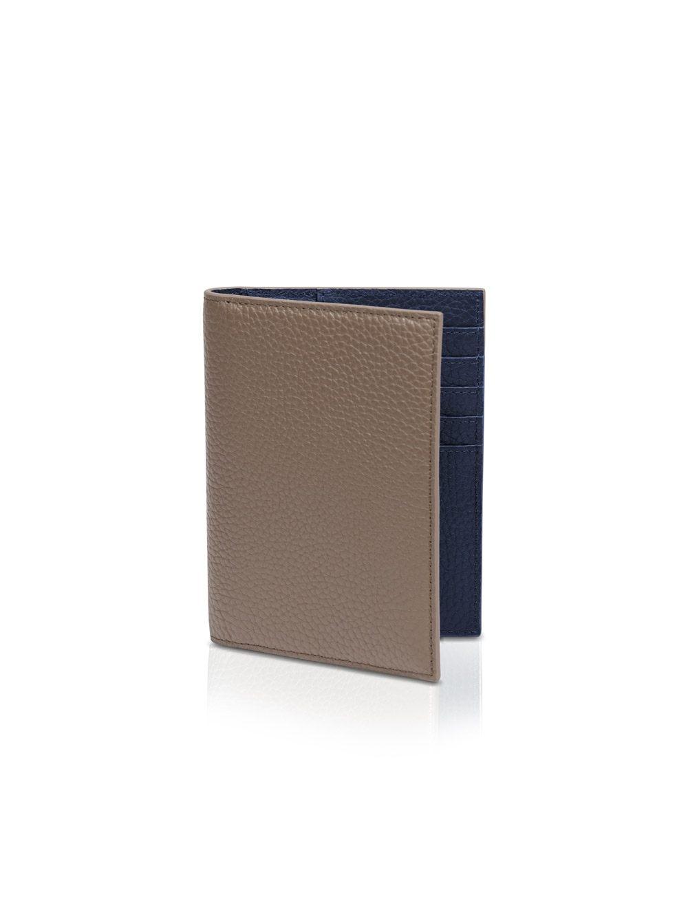 Passport Holder Gunther - Taupe