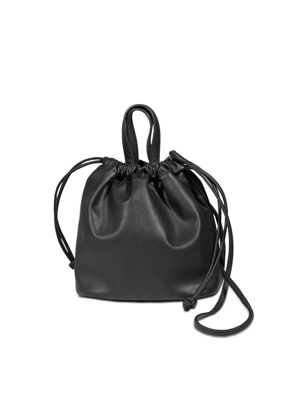 Jeanne Bucket Bag - Black