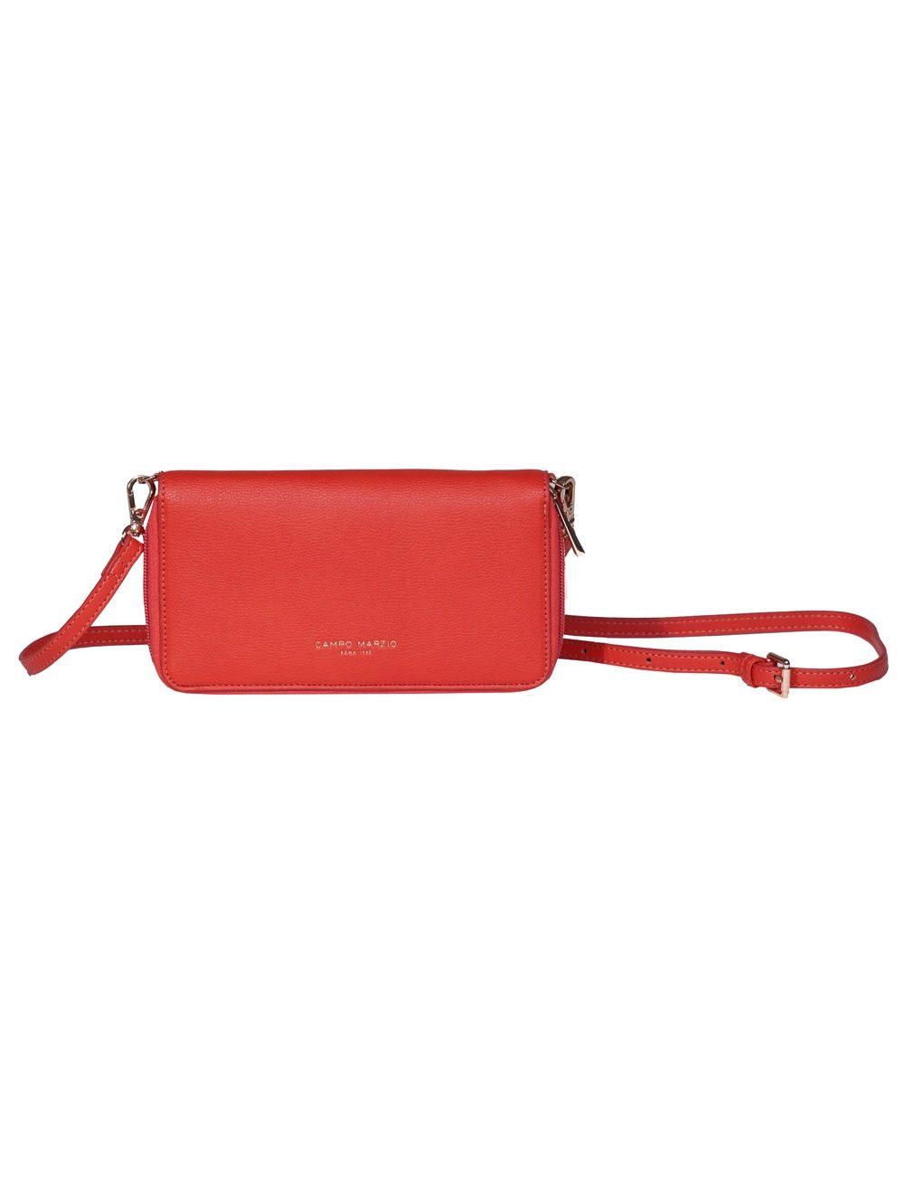 Charlotte Wallet Bag - Flame Scarlet