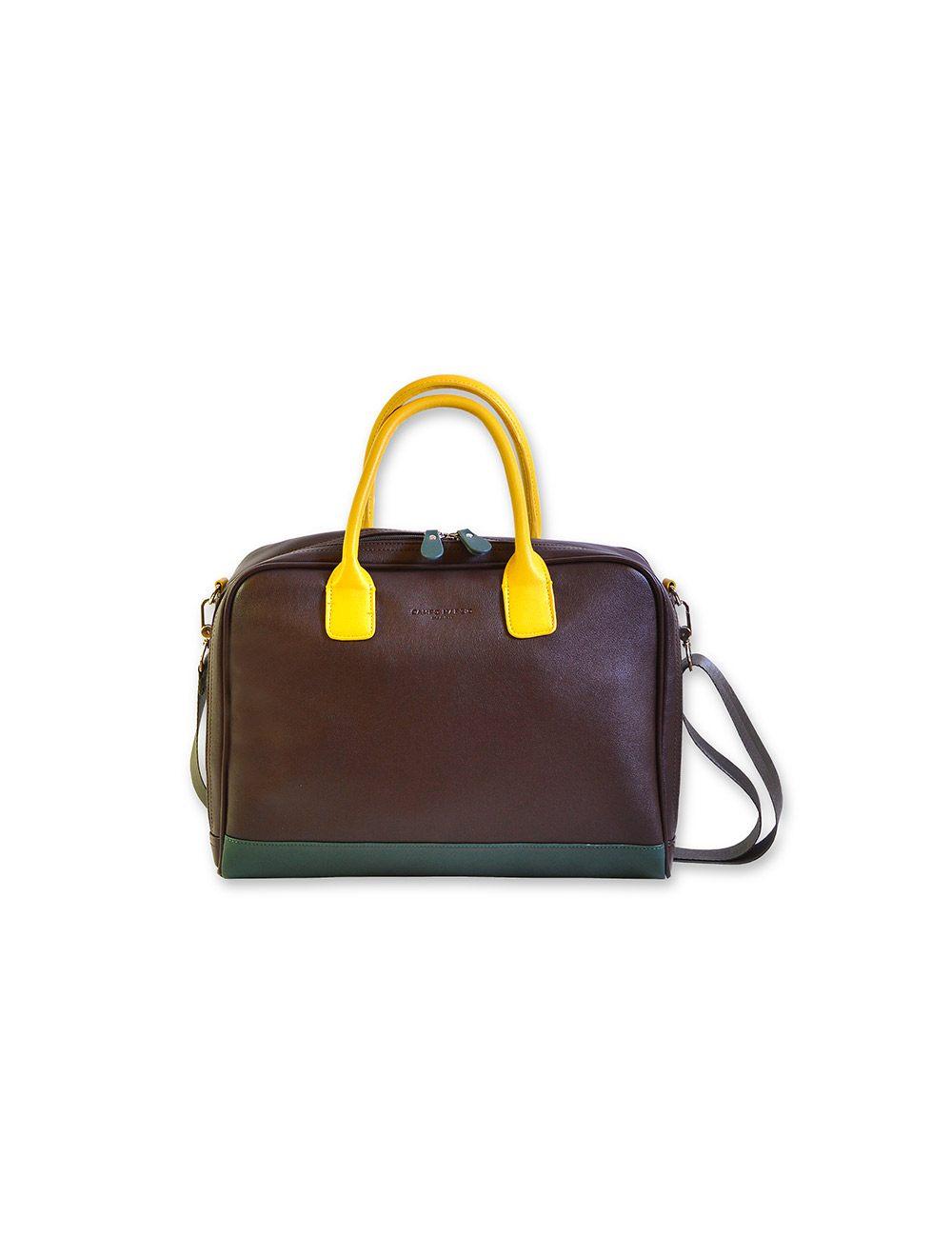 Moda Eco Computer Bag - Brown