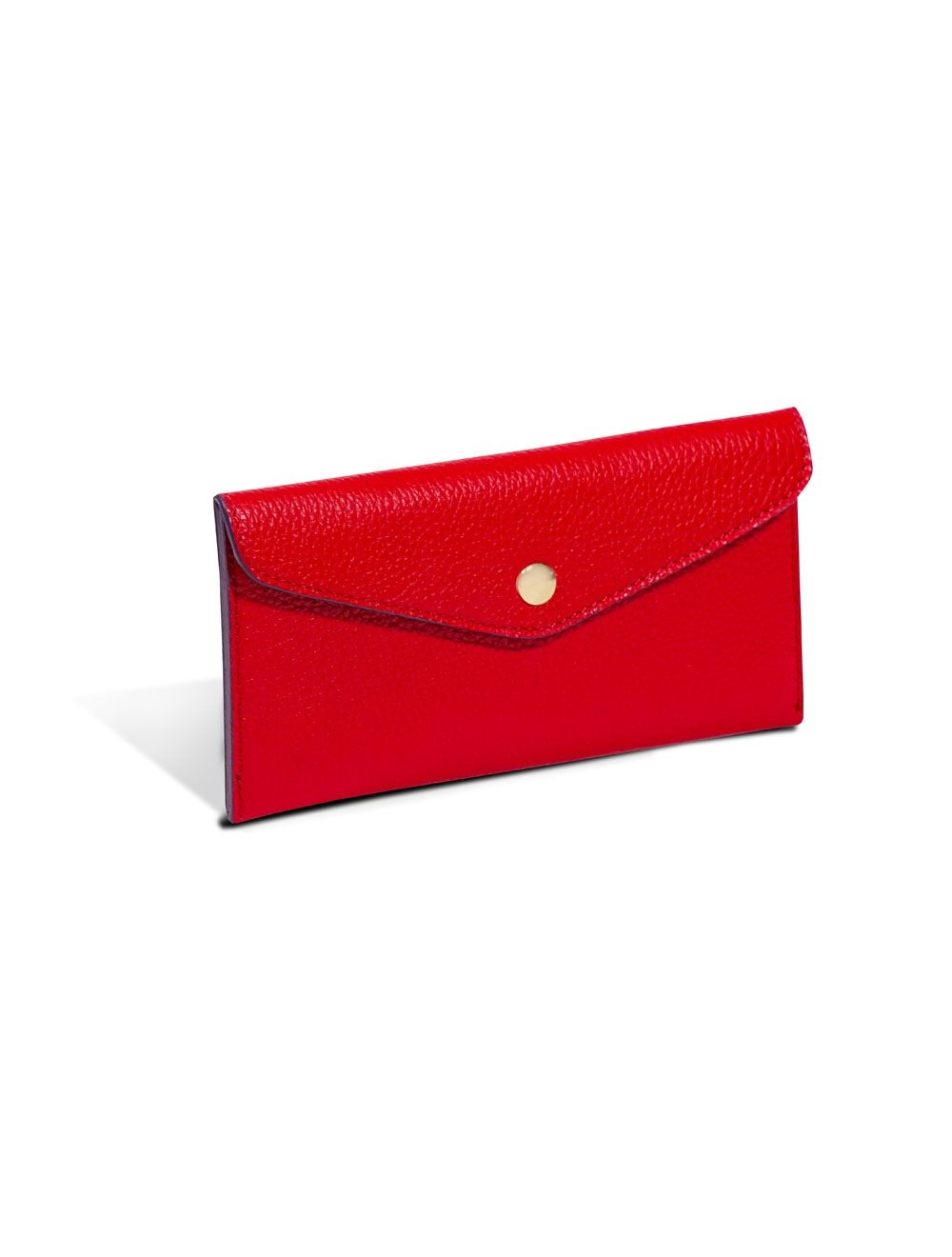 Emily Wallet - Cherry Red
