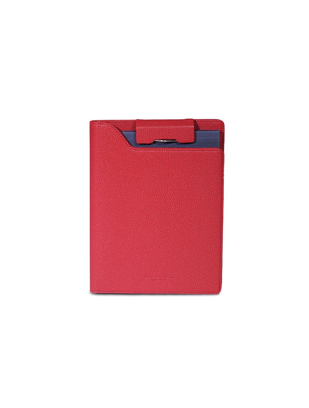 Portfolio Clip A5 Darwin - Rosso Ciliegia