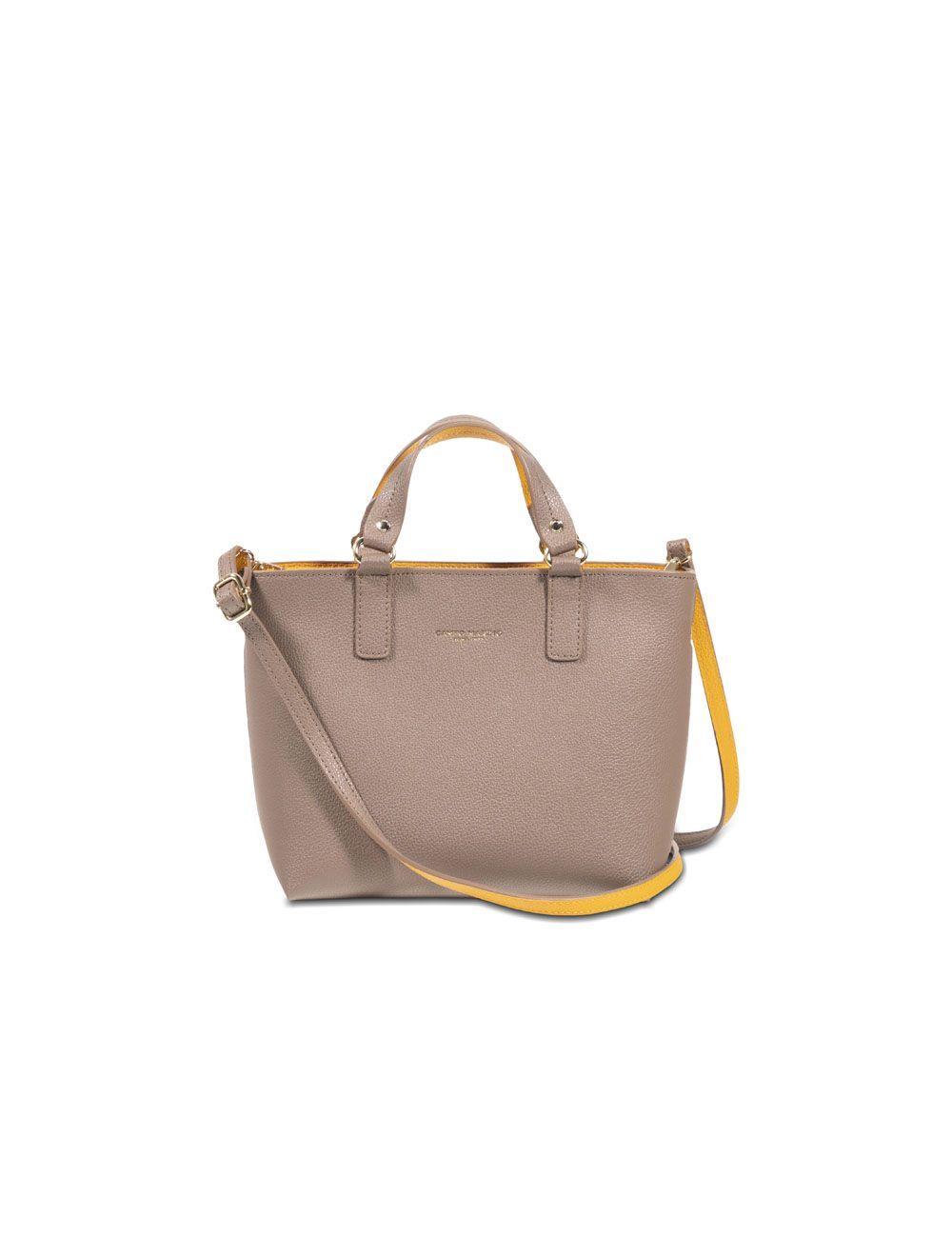 Handbag With Crossbody Strap