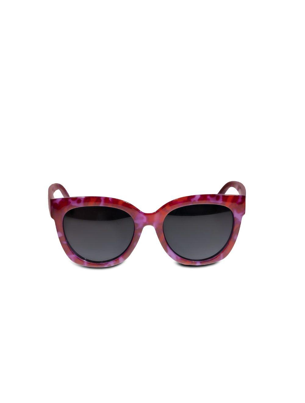 Jo Sunglasses - Flame Scarlet