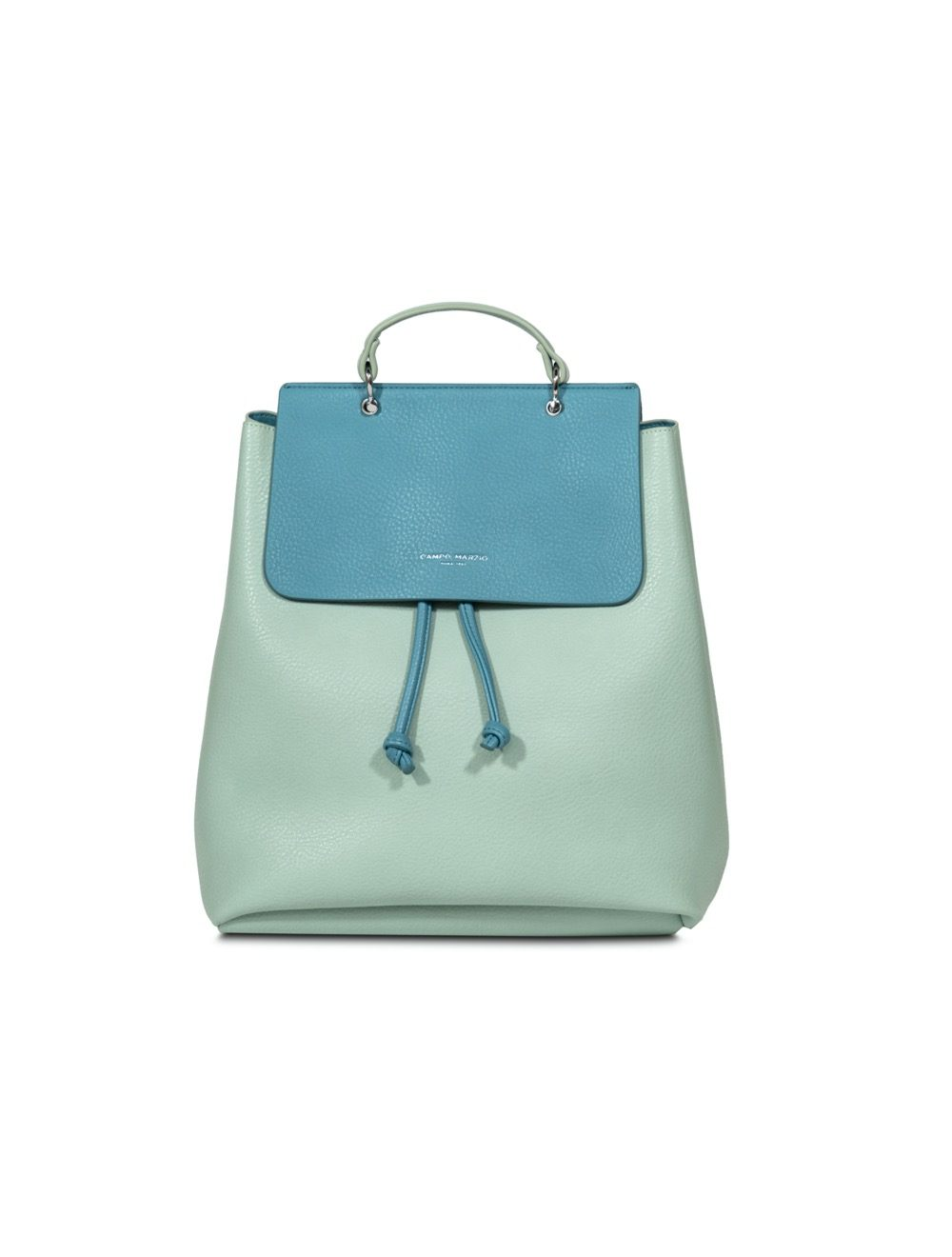 Fannie Backpack Handbag - Mint