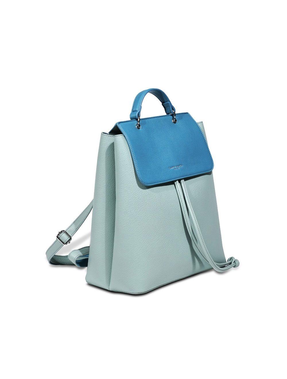 Fannie Backpack Handbag - Mint