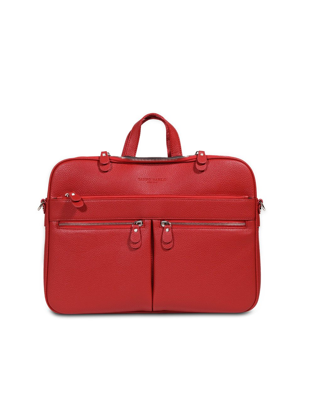 "Pc Bag 15"" - Cherry Red"