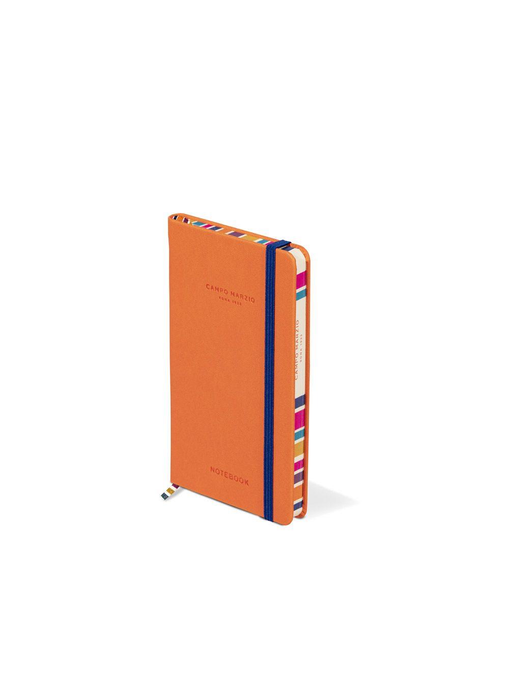 Notes 9x14 Multicolor Edge - Mandarin