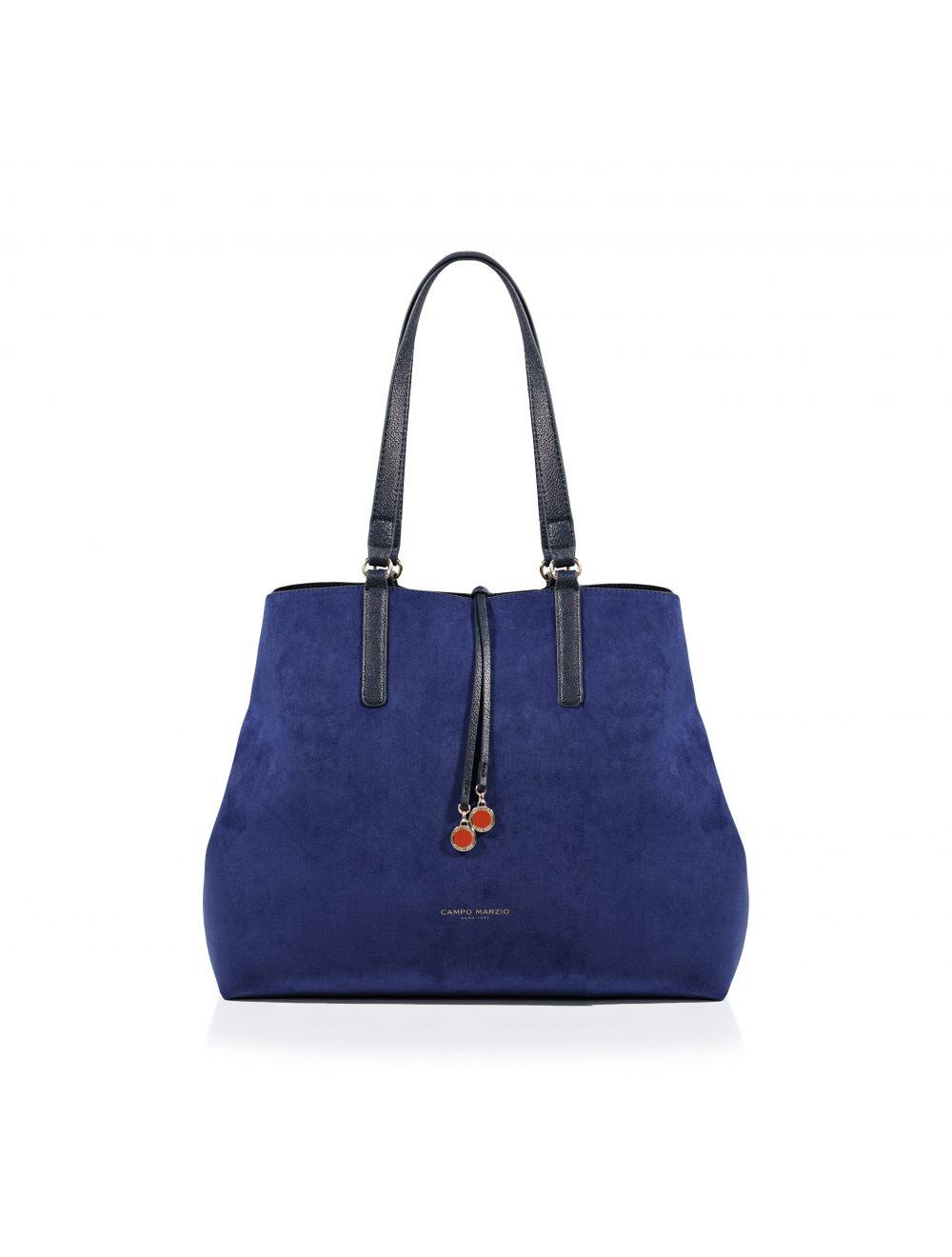 Shopping Bag Ofelia - Classic Blue