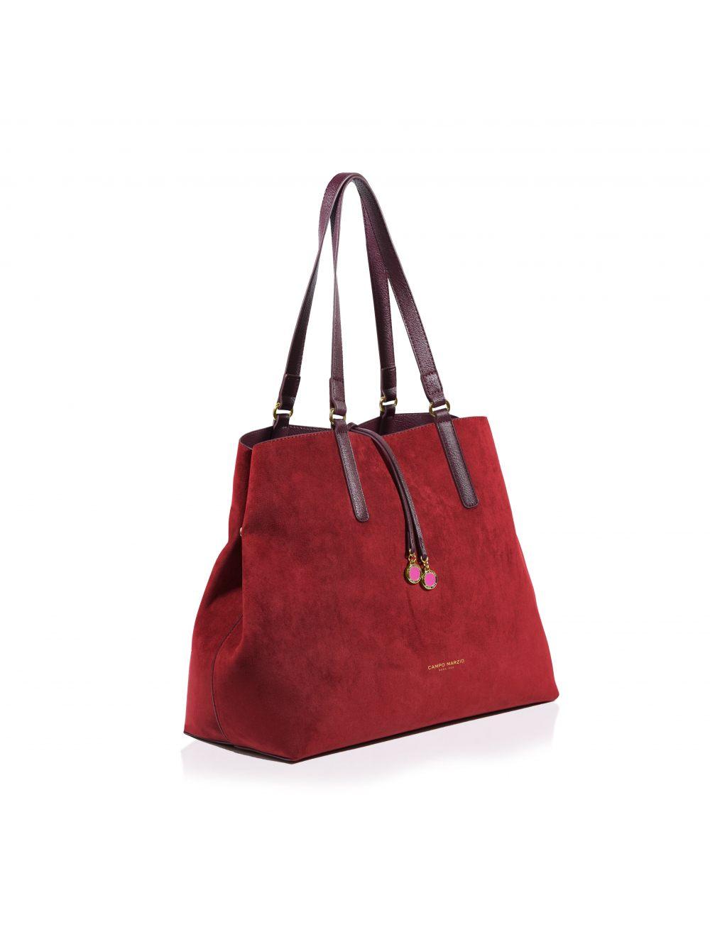 Shopping Bag Ofelia - Red Wine