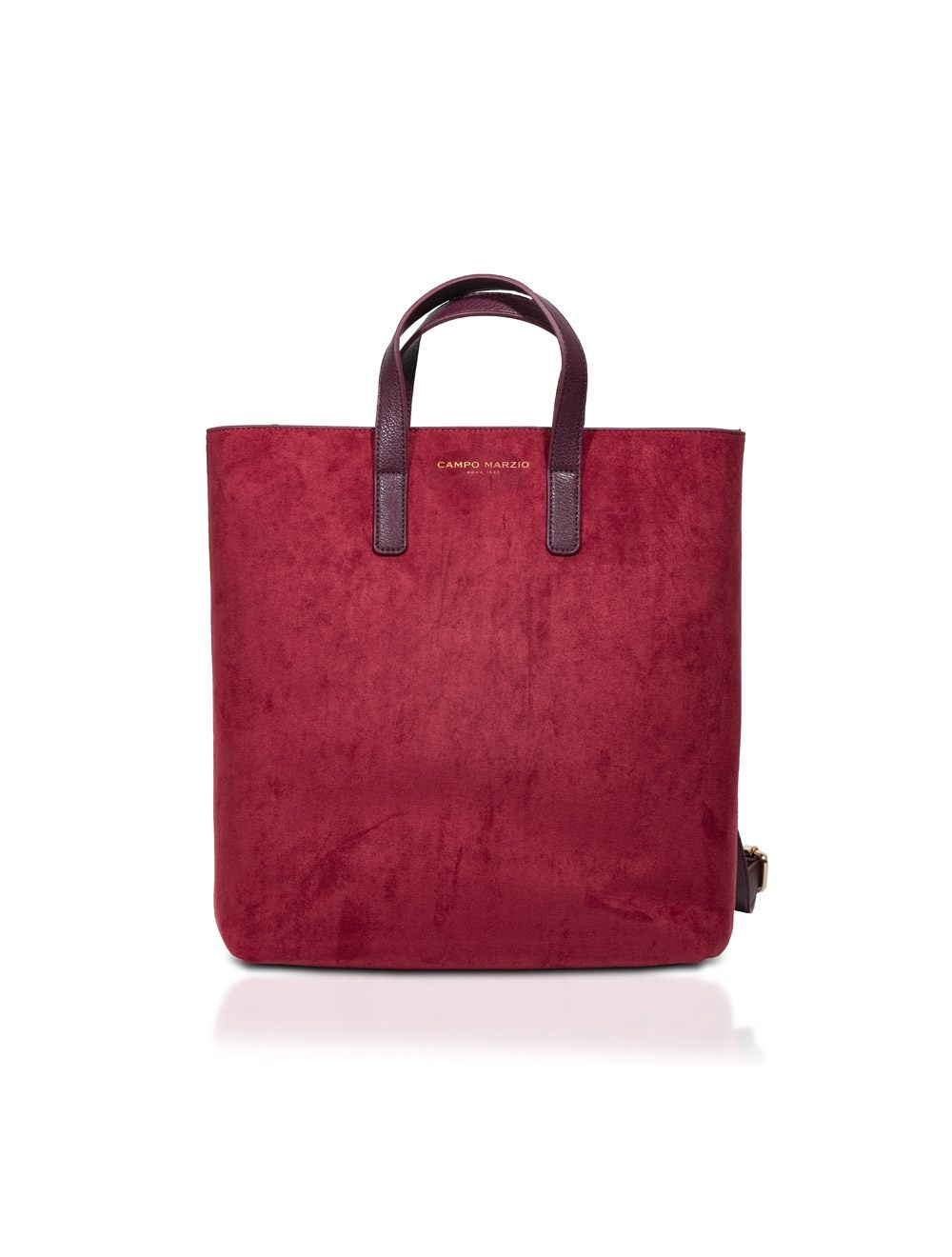 Backpack and Bag Loie - Red Wine