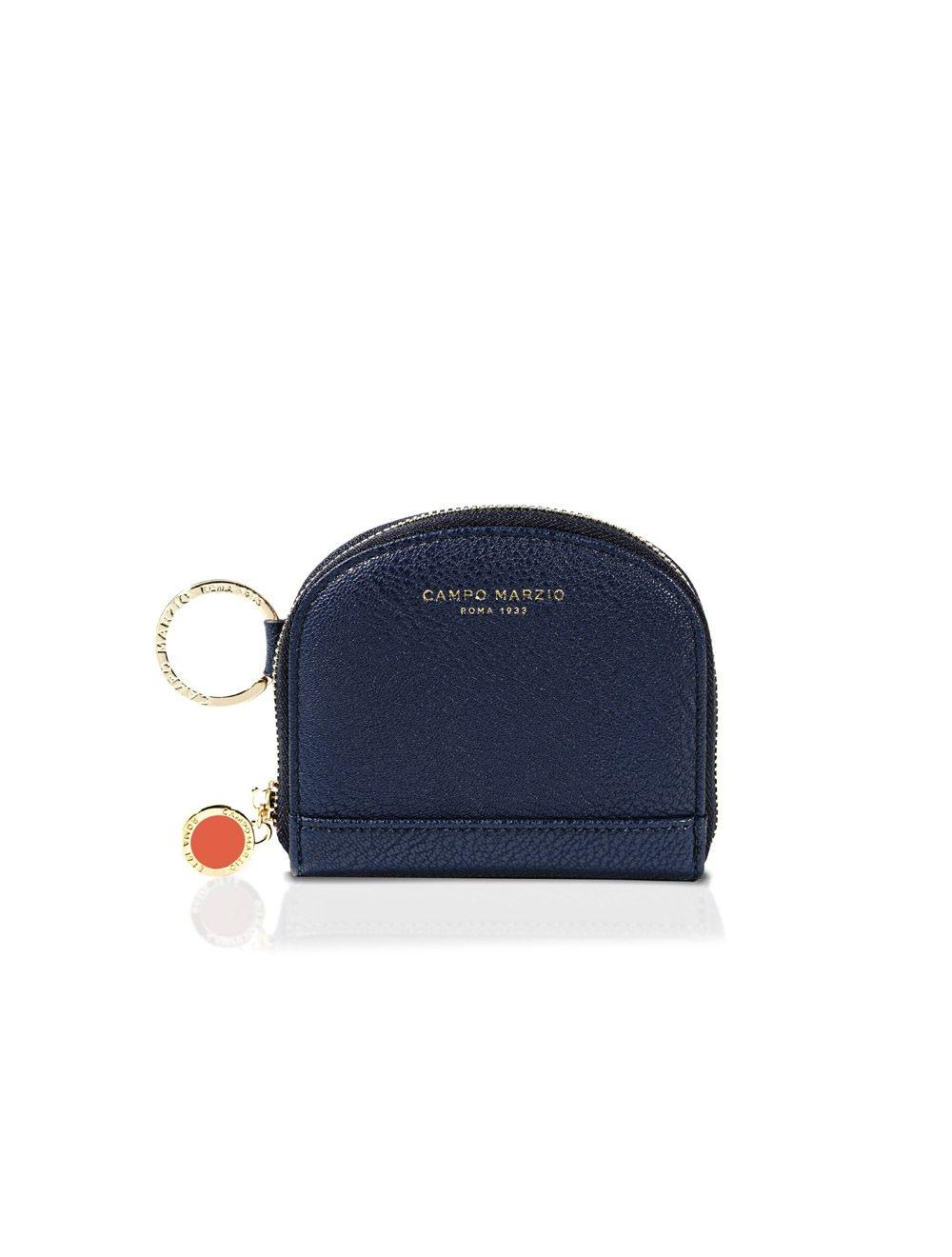 Porta Monete Lilli - Blu Classico