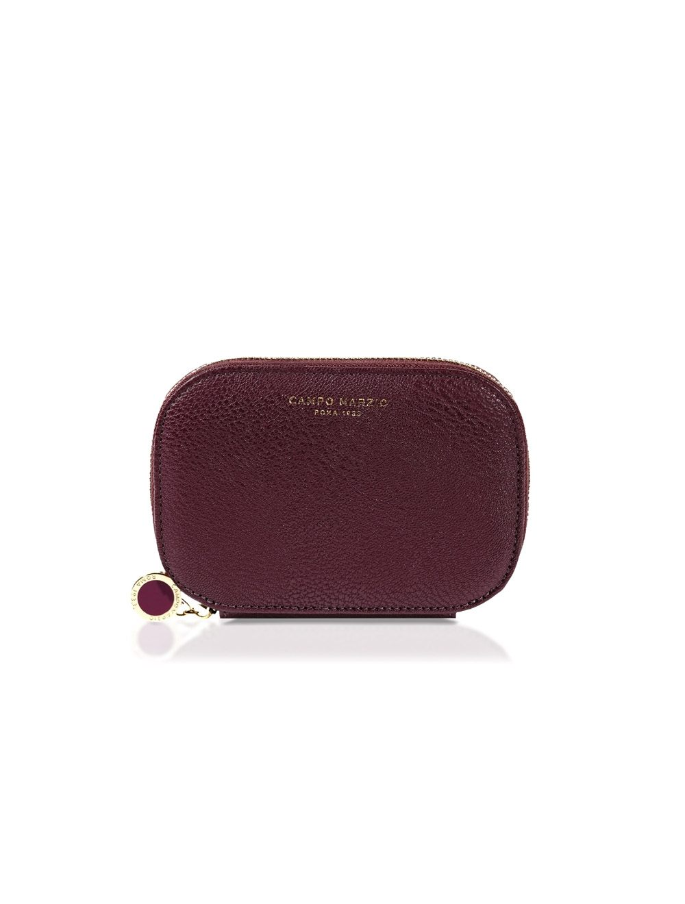 Purse and Wallet Anne - Red Wine